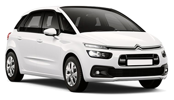 Citroen C4 Space Tourer Auto huren